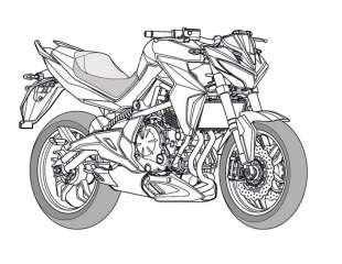 Kymco priprema svoju verziju Kawasakija ER-6n?