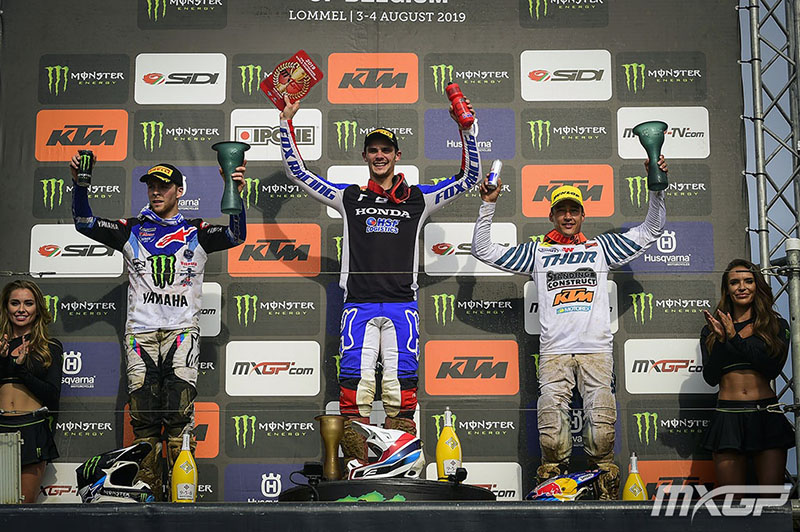 MXGP PODIUM MOTOCROSS GP 14 B 2019