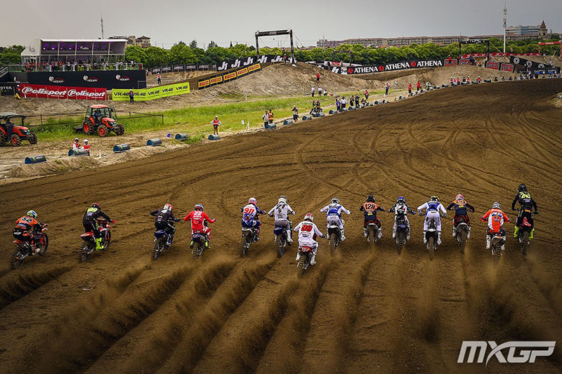 MXGP START SAT MOTOCROSS GP 18 CHN 2019