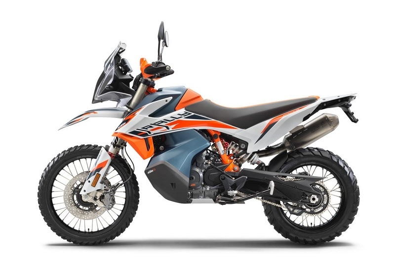 KTM 890 ADVENTURE R RALLY Studio left