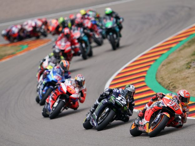 MotoGP: King of the Sachsenring