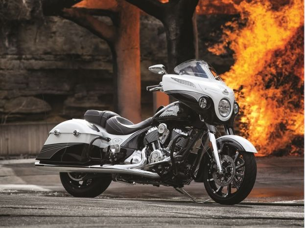 Novitet: Indian Jack Daniel's Chieftain