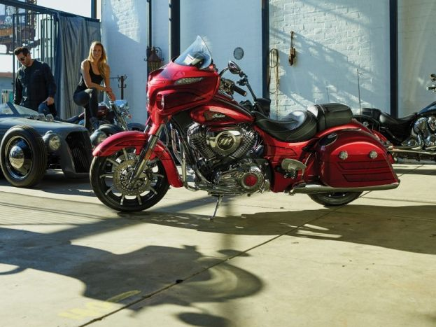 Noviteti: Indian Chieftain Limited & Elite