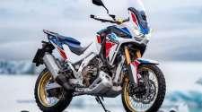 Sitne dorade: Honda Africa Twin za 2022.
