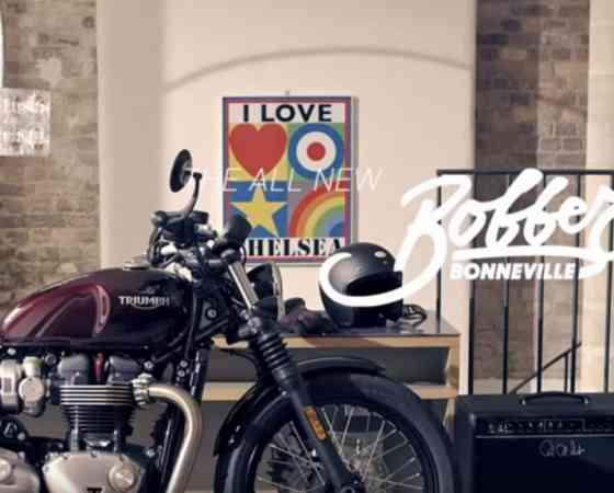 The all-new Triumph Bobber – pure Bonneville hot rod - UK