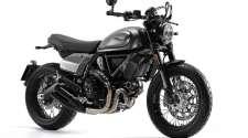 Novitet: Ducati Scrambler Nightshift