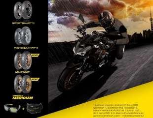 Dunlop akcija: Nagradite svoju strast!