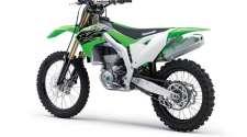 Novitet: Kawasaki KX 450F za 2019.