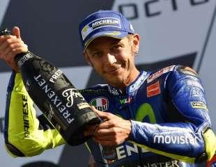 MotoGP: Rossi se već vratio jurnjavi na stazi