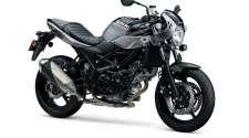 Novitet: Suzuki SV 650 X