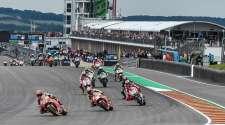 MotoGP: Četvorica najboljih u samo 10 bodova