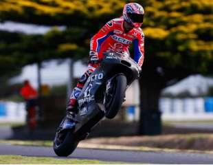 MotoGP: Prelasci vozača u vrućem toplom ljetu