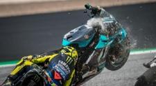MotoGP: Kako je Rossi ostao živ u 9 slika