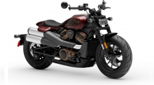 NOVITET: Harley-Davidson Sportster S