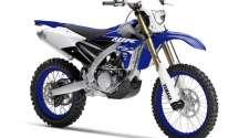 Noviteti: Yamaha WR 250F i WR 450F za 2018.