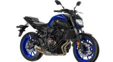 Noviteti: Yamaha MT-07 za 2018.