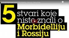 5 stvari koje niste znali o Rossiju i Morbidelliju