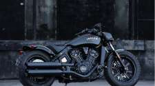 Indian Scout Bobber Jack Daniel's Limited Edition