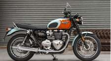 Triumph Bonneville T100 & T120 Spirit of '59 LE