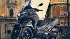 Novitet: Yamaha Tricity 300
