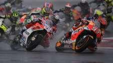 MotoGP: Vodeći dvojac s istim brojem bodova