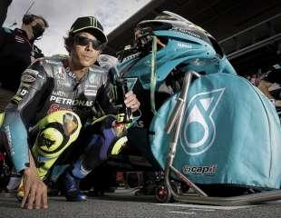 MotoGP: Rossi se odmara(o) u Hrvatskoj