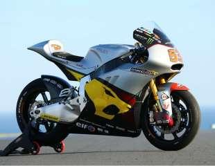 Ukraden Moto2 motocikl svjetskog prvaka