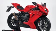 Noviteti: MV Agusta F3 Rosso